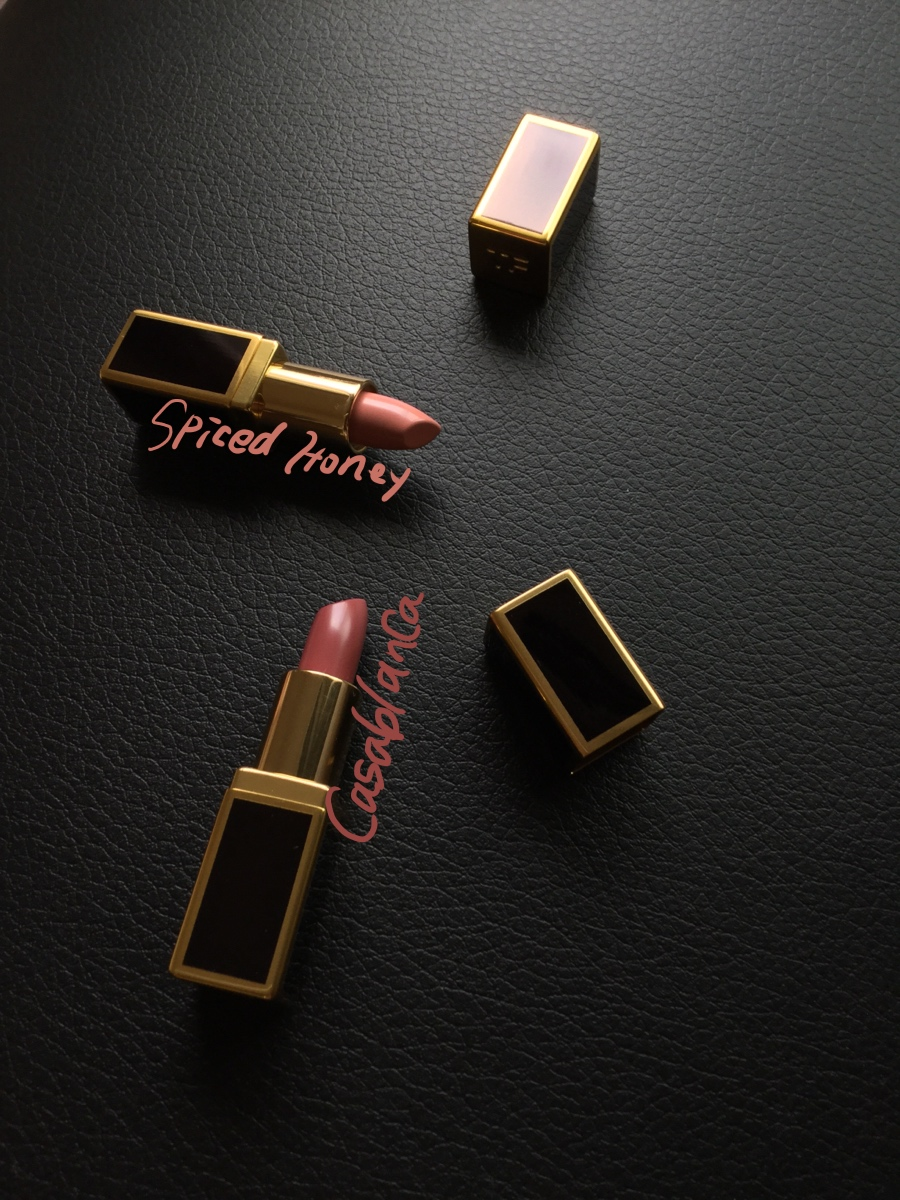 Tom Ford Iris Bronze Eye & Lip Set spice honey Casablanca