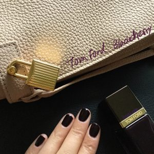 tom ford nail lacquer black cherry