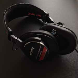 SONY headphones MDR-CD900ST