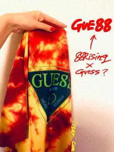 GUE88 t-shirts 88rising guess