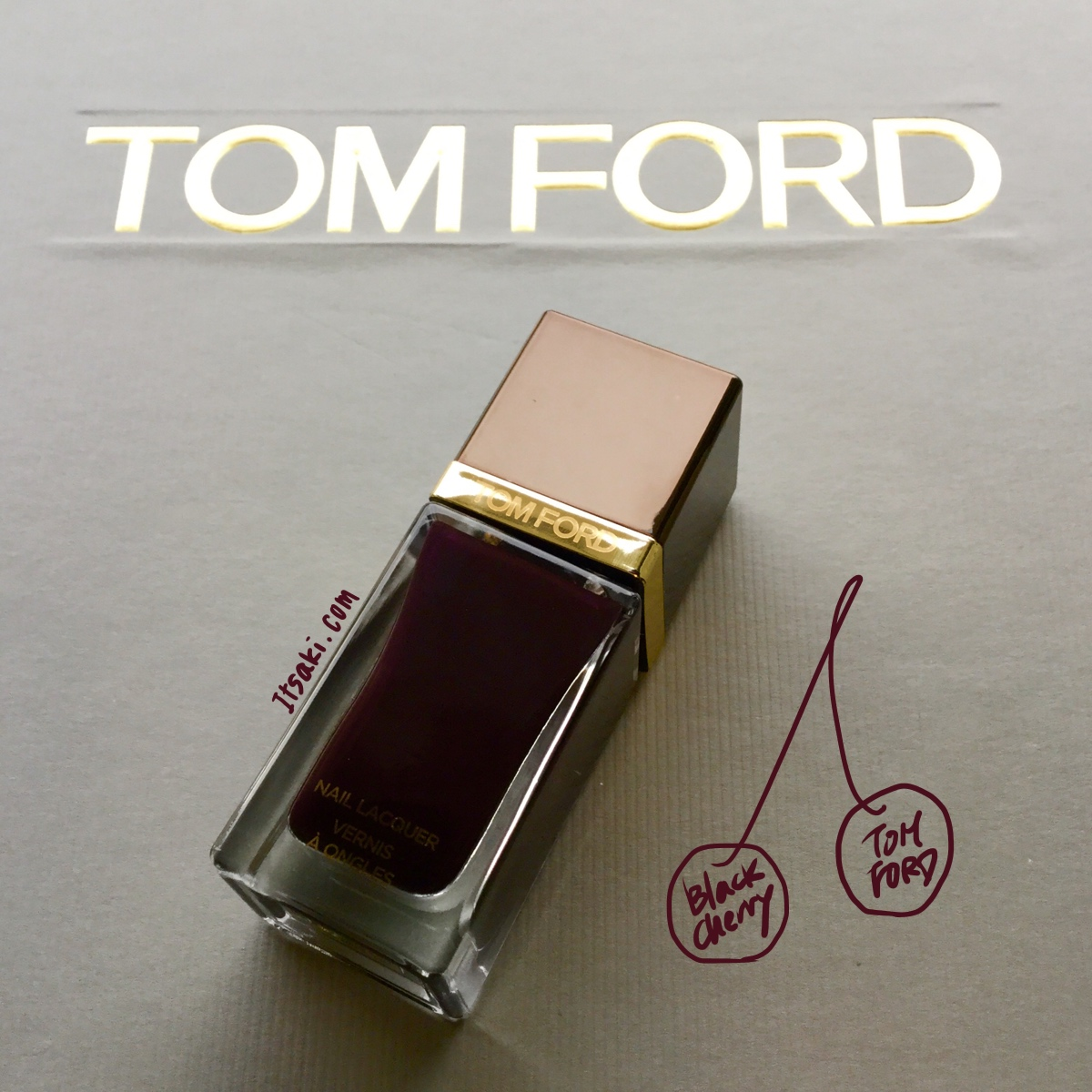 tom ford nail lacquer black cherry1