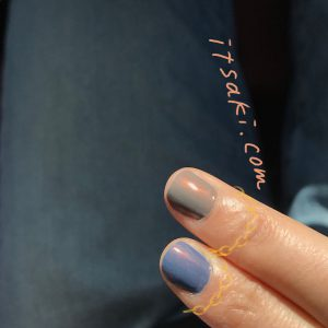 Essie bluetiful horizon social lights nail lacquer Vernis 2