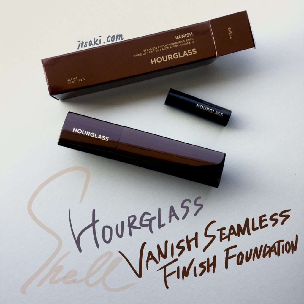 hourglass vanish seamless finish foundation