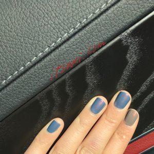 Essie bluetiful horizon social lights nail lacquer Vernis 1