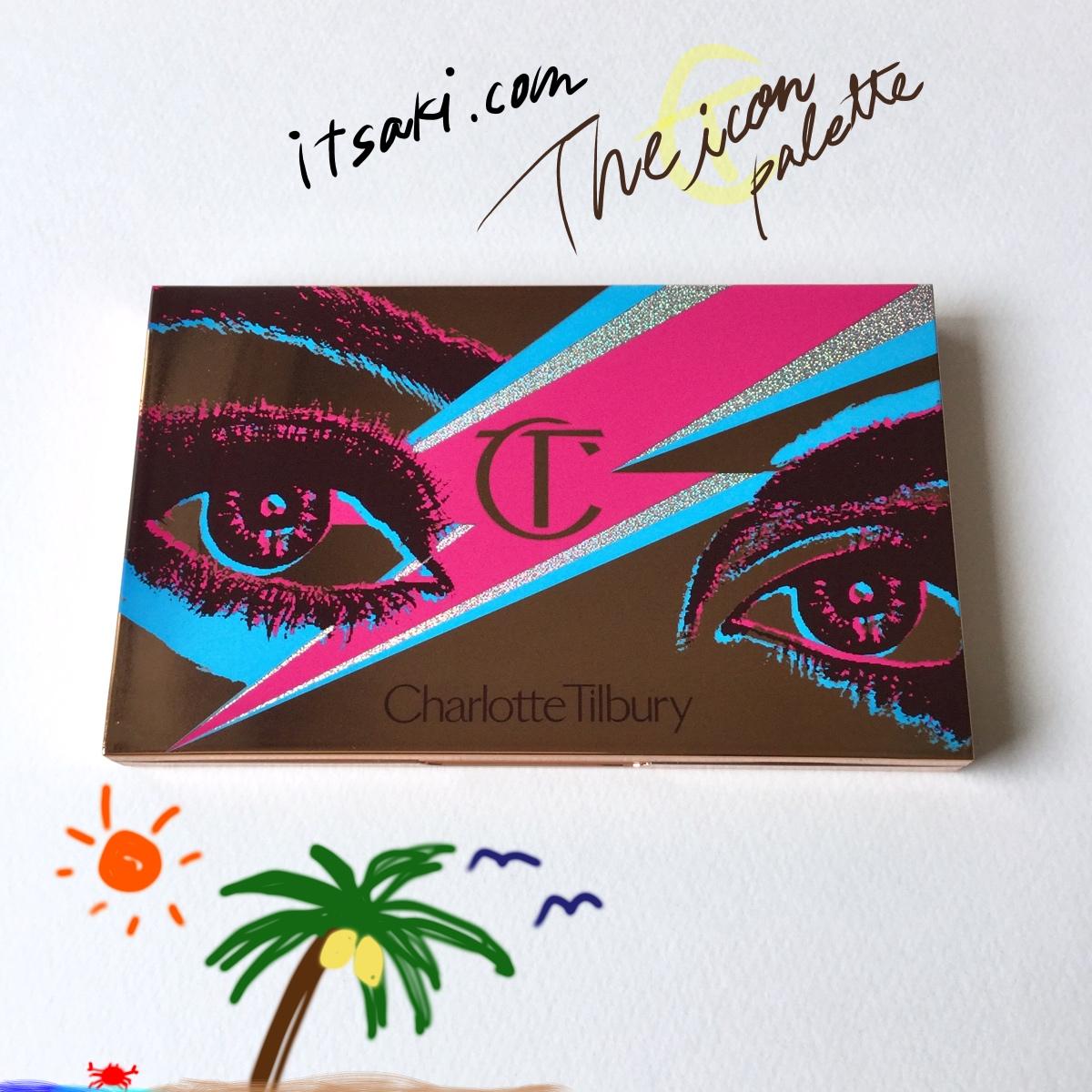 CHARLOTTE TILBURY The Icon Eyeshadow Palette 1
